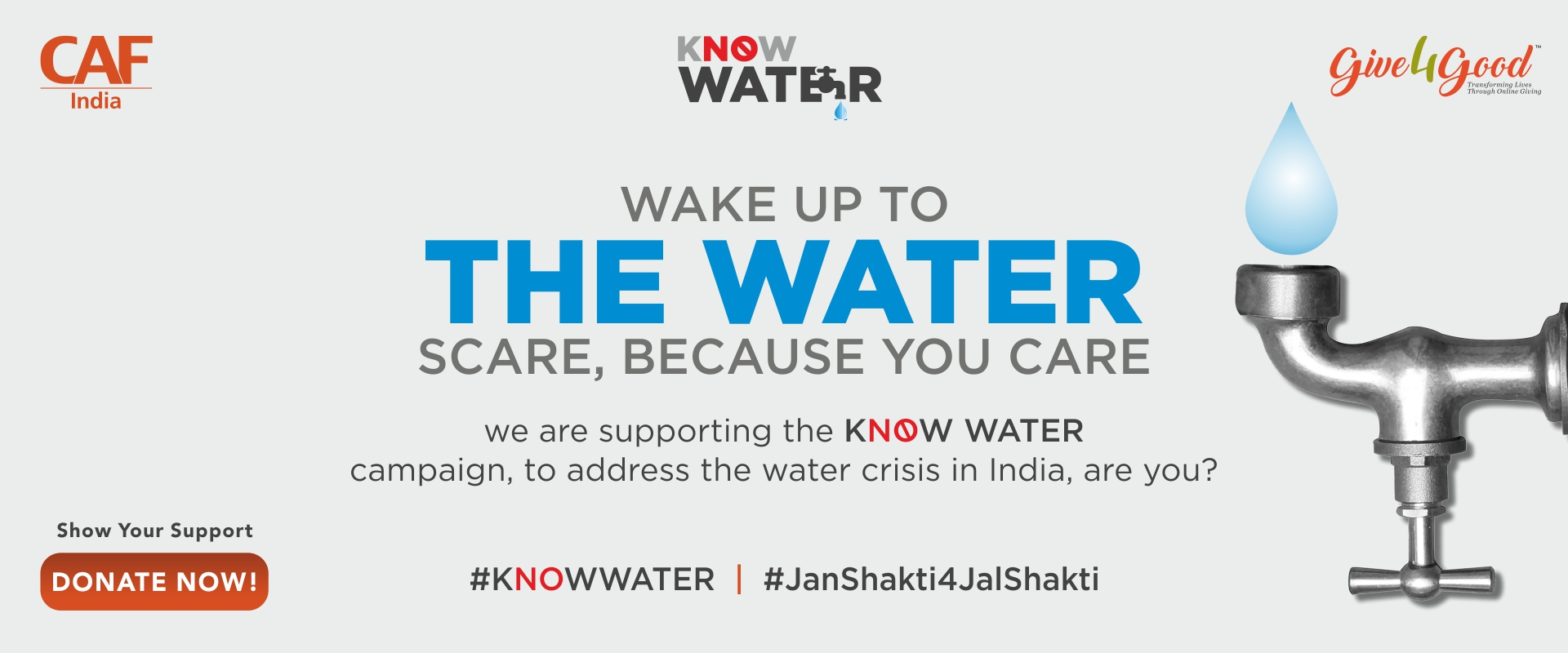 Water Campaign 2019
