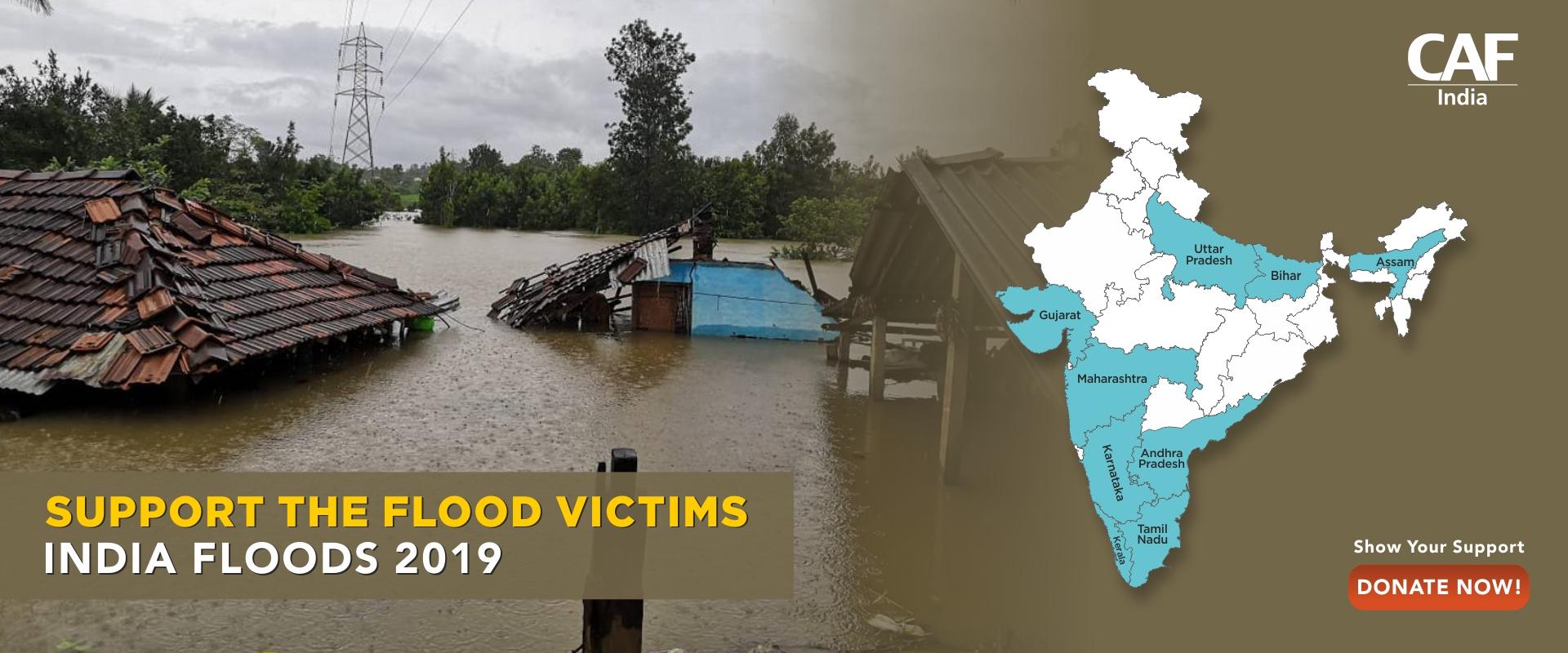 India Flood 2019
